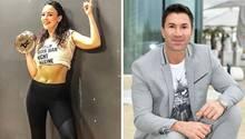 Im Interview erzählt Jasmin Wagner von ihrer Beziehung mit Lucas Cordalis