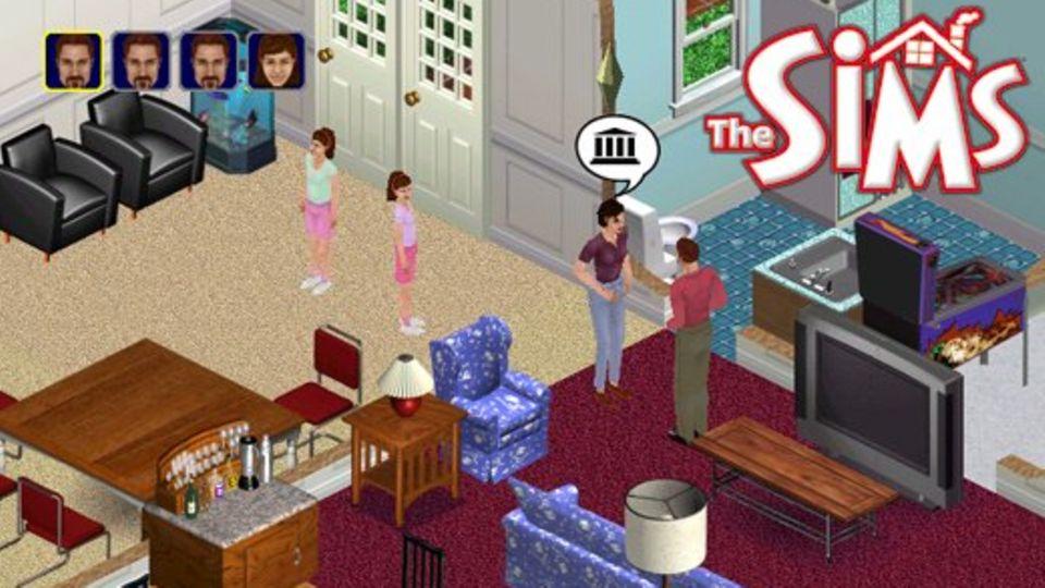 Sims Geburtstag