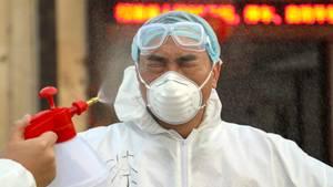 Der Höhepunkt des Coronavirus wird Mitte Februar erwartet