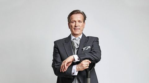 Christoph Kuckelkorn, Bestattungsunternehmer aus Köln