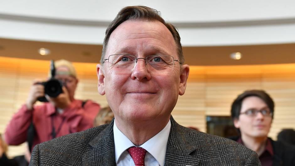Landesvater ohne Mehrheit: Thüringens Ministerpräsident Bodo Ramelow