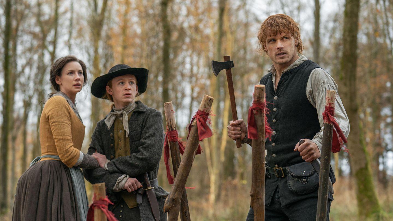 Outlander Bei Netflix