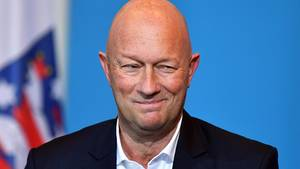 Thomas Kemmerich, Thüringens neu gewählter Ministerpräsident