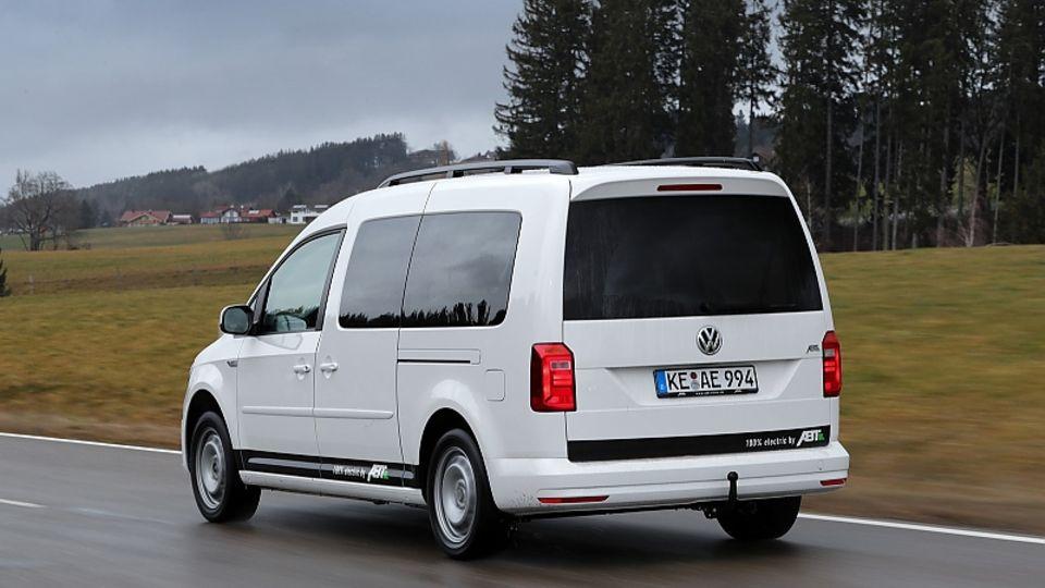 VW Abt eCaddy