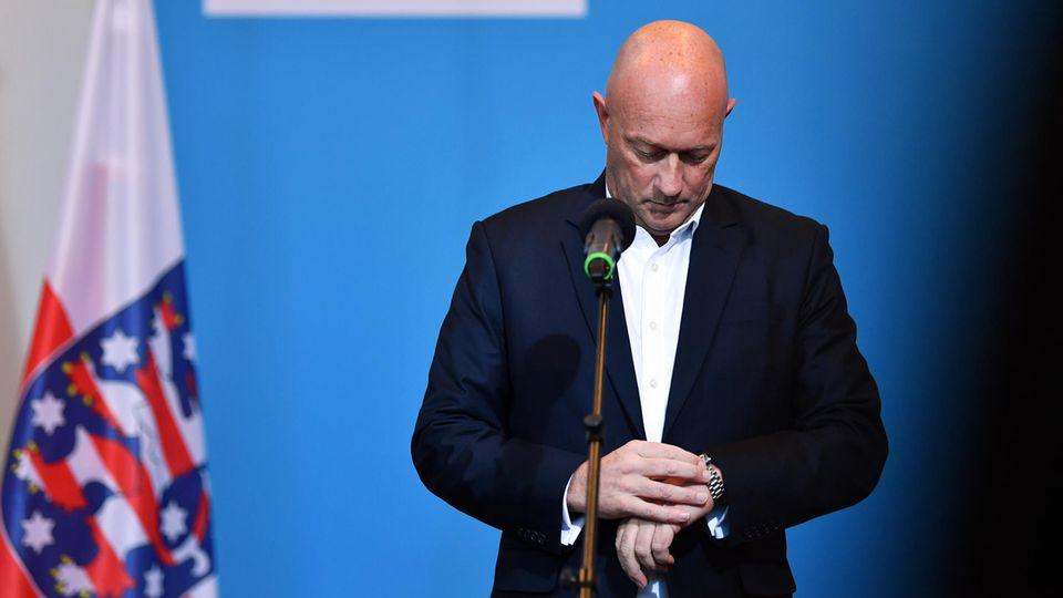 Thomas Kemmerich, der neue Ministerpräsident von Thüringen