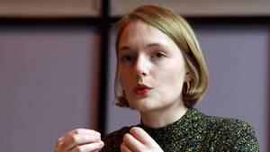 Ria Schröder, Vorsitzende der Jungen Liberalen