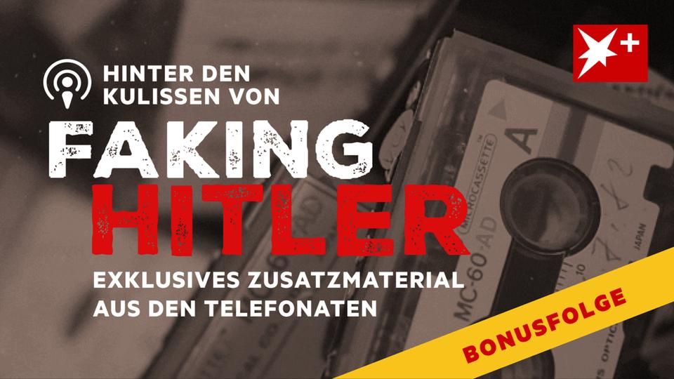 Teaser Faking Hitler Bonusfolge 3