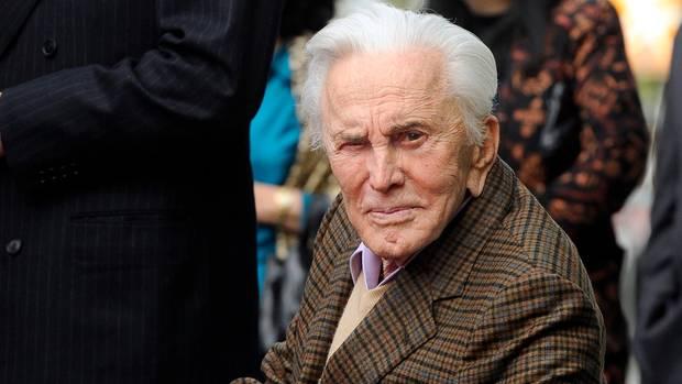 Hollywood-Star Kirk Douglas ist mit 103 Jahren gestorben.