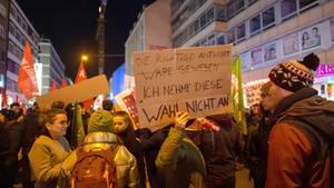 Demo Kemmerich München