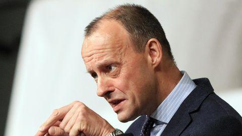 "Friedrich Merz nennt Kemmerich-Wahl ""Tabubruch"""