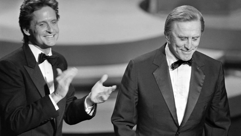Hollywood-Legende Kirk Douglas mit 103 Jahren gestorben