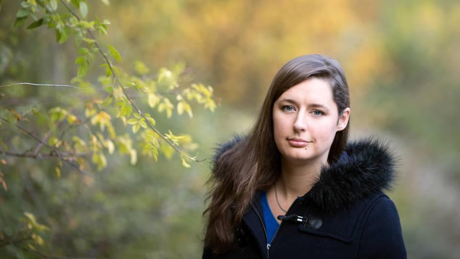 Die Netzexpertin Katharina Nocun kritisiert die Datensammelei von Facebook