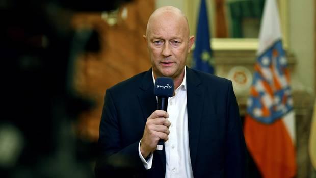 Thüringens neuer Ministerpräsident Thomas Kemmerich