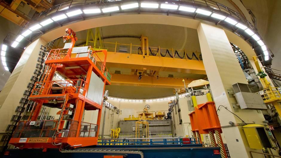 In Deutschland ist die Atomkraft auf dem Rückmarsch, weltweit allerdings nicht (Symbolfoto).