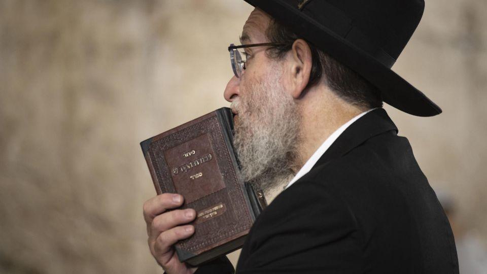Was Sie schon immer wissen wollten : Das Judentum - mit Gott im Bunde