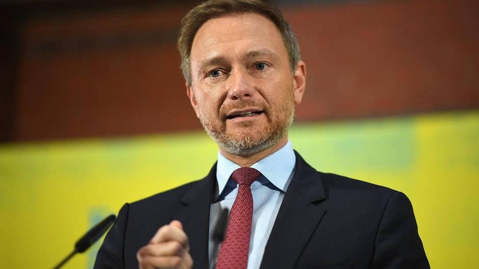 Thüringen-Eklat: FDP-Spitze vertraut Christian Lindner weiterhin