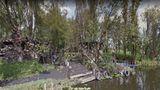 15 Jahre: Die Insel der Puppen Auf der Isla de las Muñecas in der Nähe von Mexico City lebte einst ein einsamer Fischer. Nachdem ein ertrunkenes Mädchen vor seine Haustür gespült wurde, fürchtete er ihren Geist - und drapierte die gesamte Insel mit Puppen. Vom Wasser aus kann man sie mit einem Schauer auf dem Rücken betrachten.