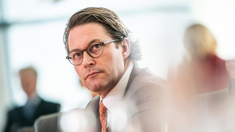 Verkehrsminister : Andi Scheuer – der Unerträgliche