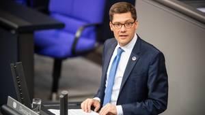 Der Ostbeauftragte der Bundesregierung, Christian Hirte, ist von seinem Amt zurückgetreten
