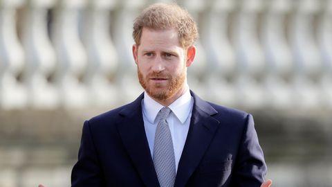 Prinz Harry hat mit einer Rede bei einem Bank-Event in den USA Spekulationen über sein künftiges Einkommen ausgelöst