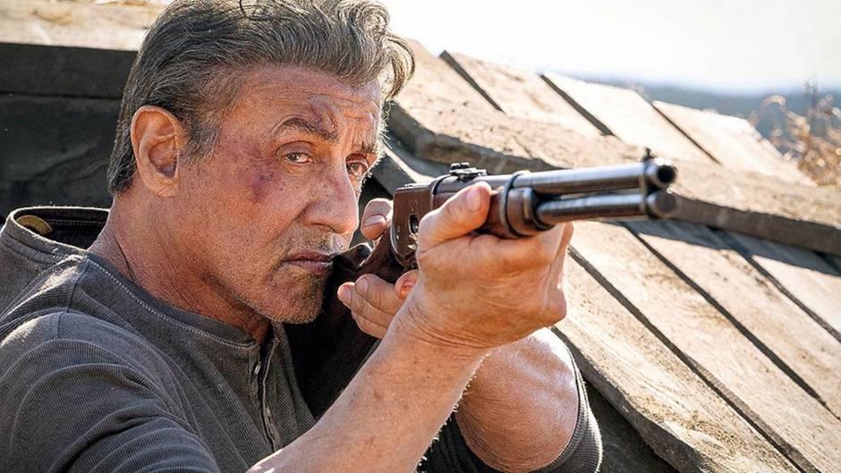 """Sylvester Stallone ist für seine Performance in """"Rambo:Last Blood"""" für die Goldene Himbeere nominiert."""