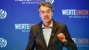 Alexander Mitsch, Vorsitzender der Werteunion