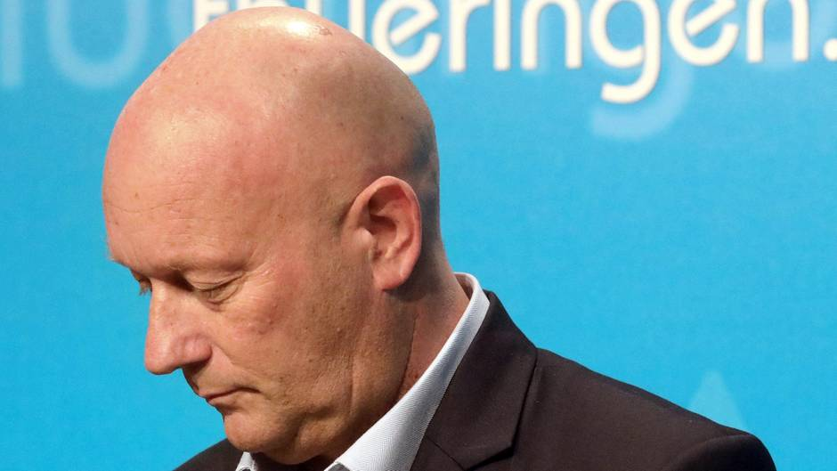 Thomas Kemmerich ist zurückgetreten