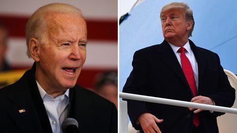 Joe Biden: Kann der Ex-Vizepräsident im Wahlkampf gegen Donald Trump mithalten?