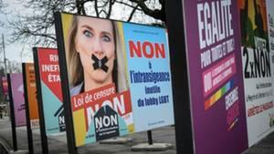 Schweiz: Mehrheit stimmt für Gesetz gegen Homophobie