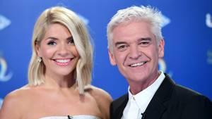 """This Morning""-Moderator Phillip Schofield mit seiner Kollegin Holly Willoughby"