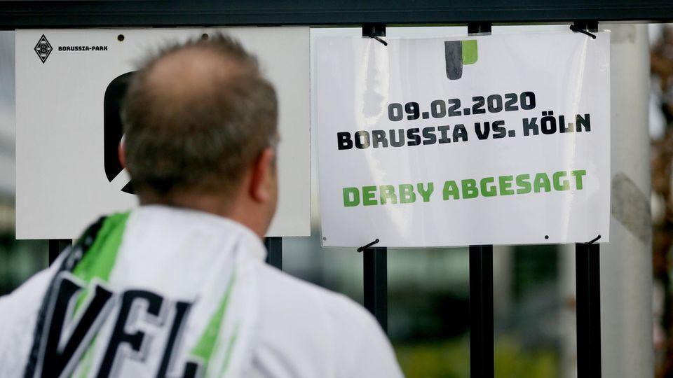 """""""Derby abgesagt"""" – dem einen oder anderen Fan ist vielleicht auch viel Aufregung erspart worden"""