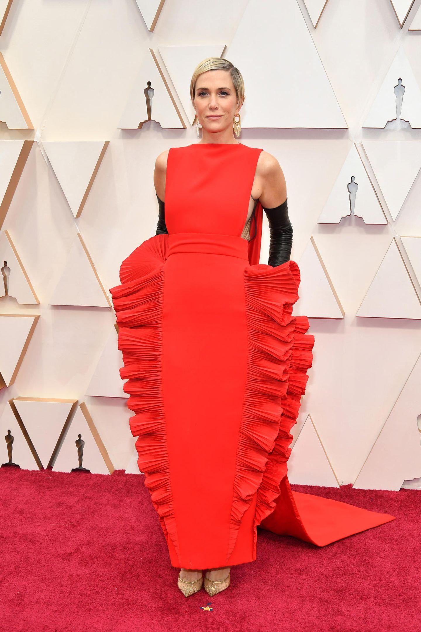 Kleider bei den Oscars 9 Die Tops und Flops vom roten Teppich ...