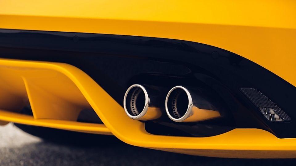 Soundanlage: Jaguar F-Type