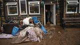 """Mytholmroyd, Großbritannien: """"Ciara"""" hat in Großbritannien nicht nur für heftigen Wind, sondern auch für Überschwemmungen gesorgt."""