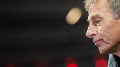 War nur zehn Wochen Coach in Berlin: Jürgen Klinsmann