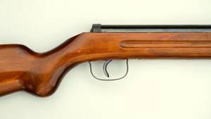 Ein Luftgewehr (Symbolbild)