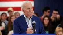 Der demokratische Präsidentschaftsbewerber Joe Biden gerät zunehmend unter Druck