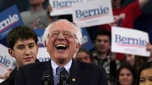 US-Wahl 2020: Sanders setzt sich in New Hampshire durch – Biden abgeschlagen