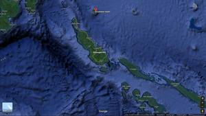 Das verunglückte Boot war zu denCarteret-Inseln unterwegs