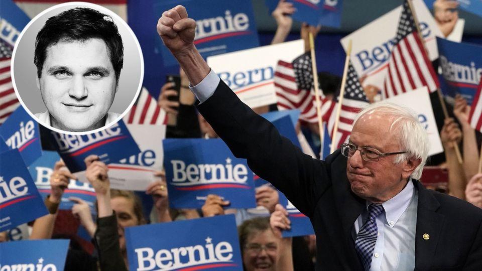 Bernie Sanders siegt in New Hampshire: Was es für die US-Vorwahlen bedeutet