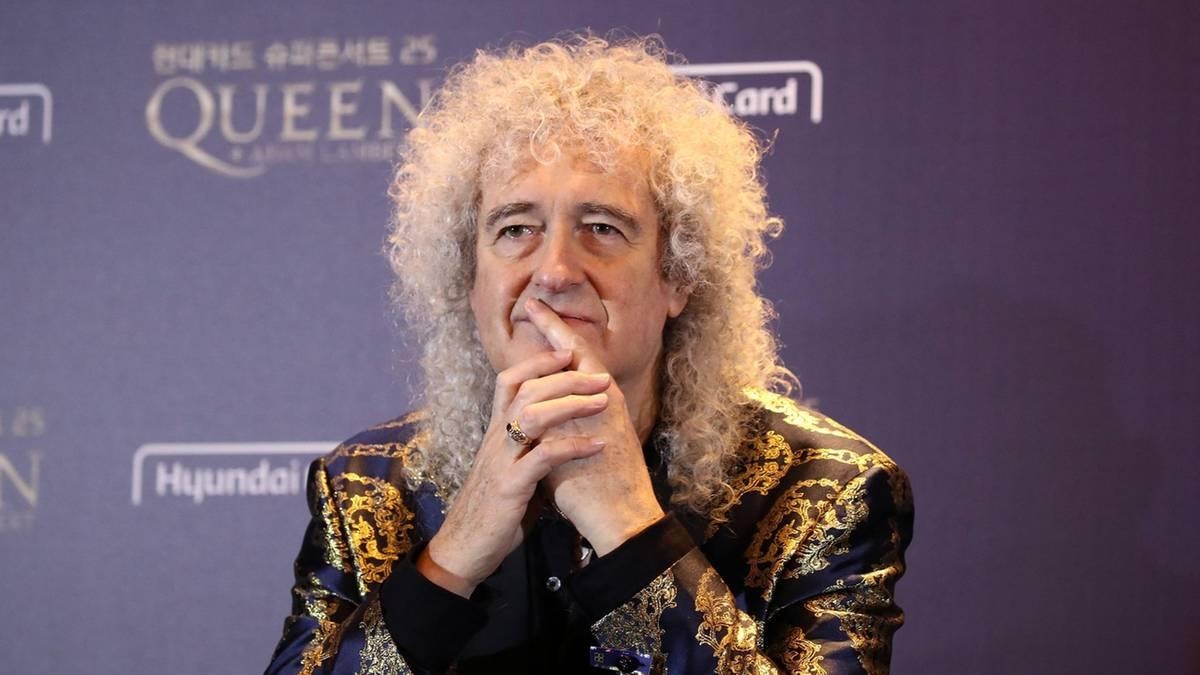 """Queen-Gitarrist Brian May geht auf Kameramann los: """"Das wird hässlich werden"""""""