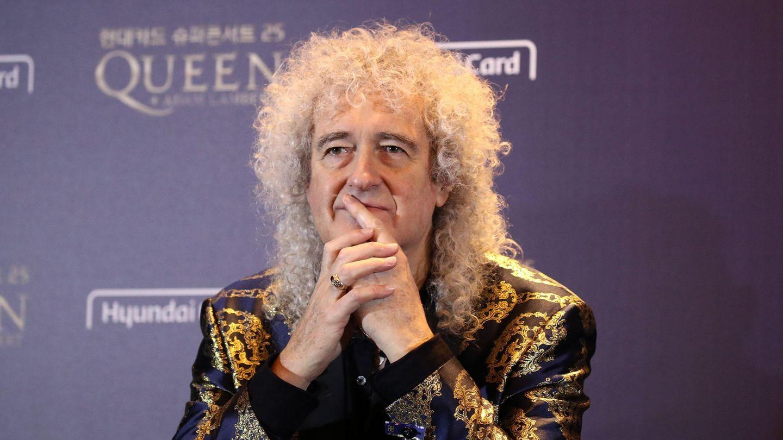 Brian May, Gitarrist von Queen