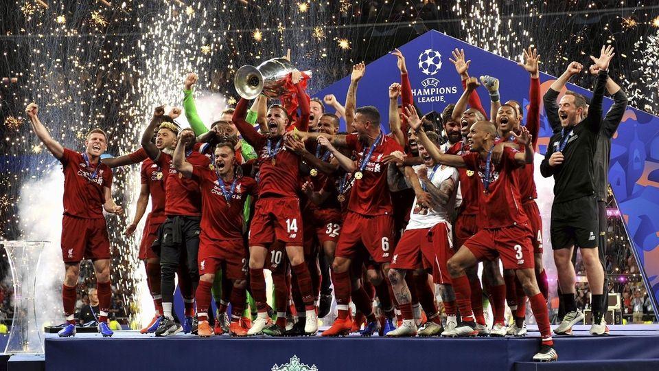 Champions League Sky DAZN