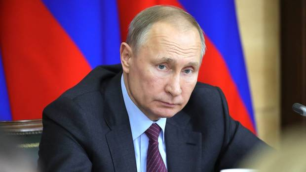 Wladimir Putin verliert unter der Bevölkerung zunehmend an Vertrauen