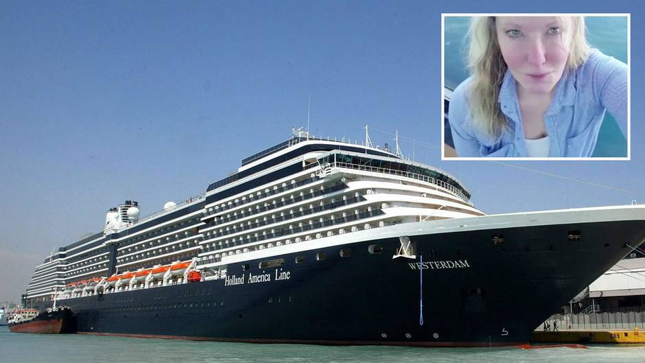 Cruise to nowhere: The MS Westerdam has not been able to call at any port for weeks
