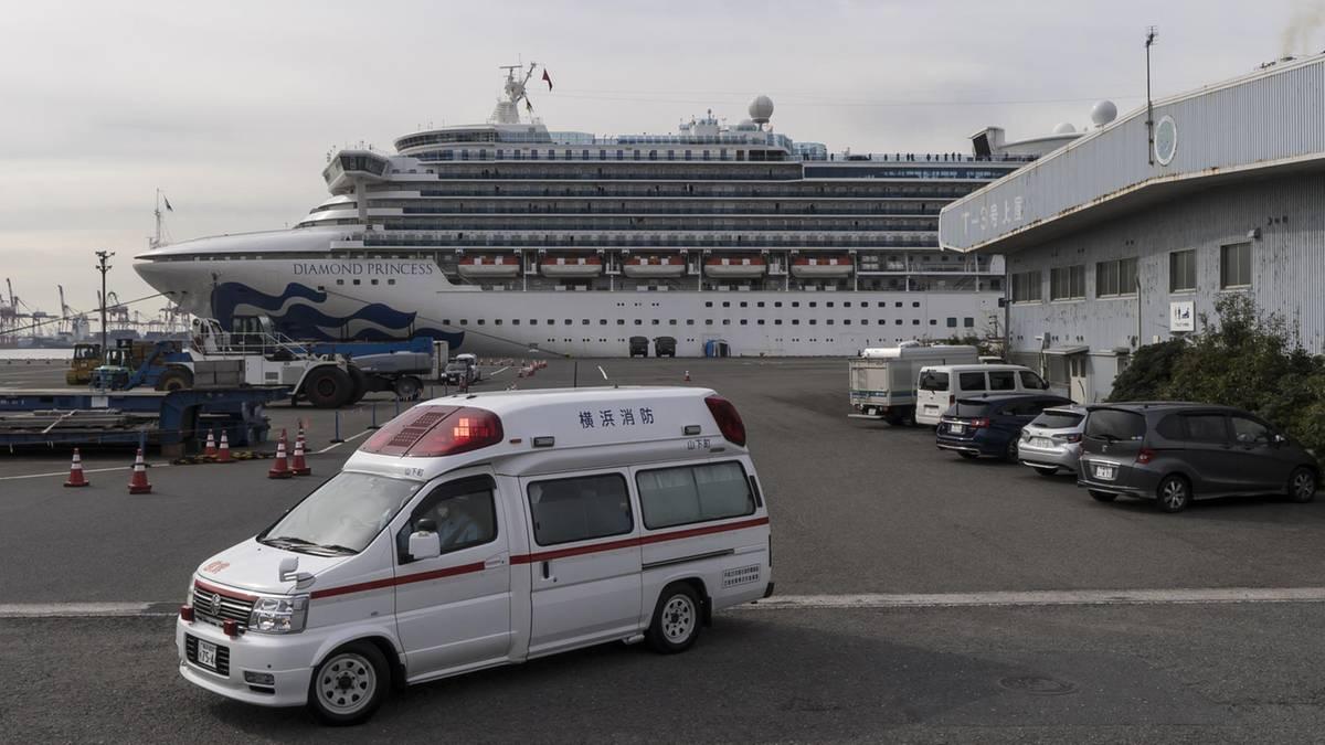"""""""Sehr, sehr, sehr belastende Situation"""": Experte schildert mögliche Folgen für Quarantäne-Passagiere"""