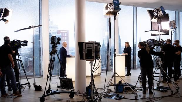 RTL TV-Duell Tschentscher Fegebank