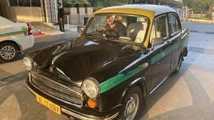Der alte Taxi-König hat abgedankt: Hindustan Ambassador