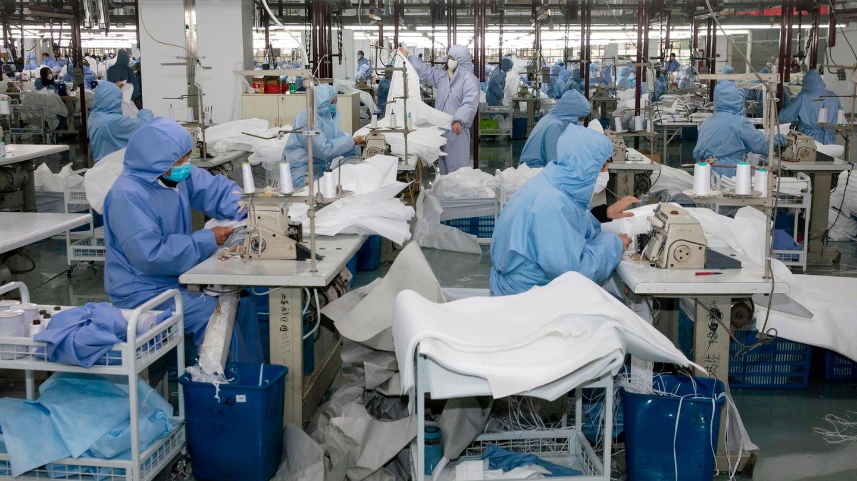 Der Bedarf an Schutzkleidung ist durch das Coronavirus derart in die Höhe geschnellt, dass die Produktion hochgekurbelt wurde
