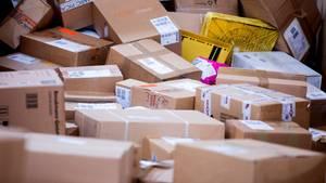 Viele Pakete